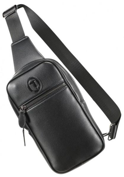 Mono Shoulder Tasche aus Kunstleder mit Prägung