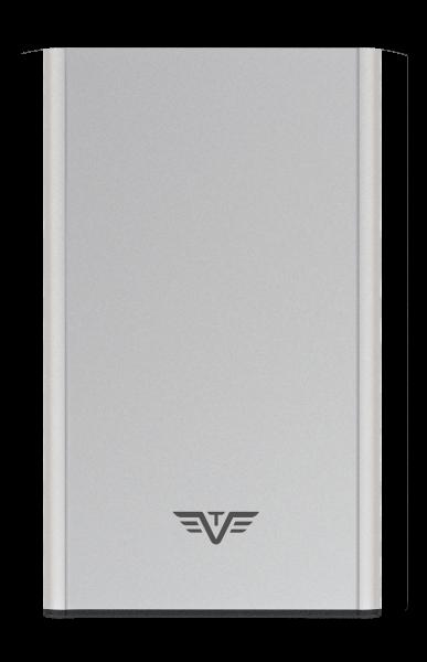 Tru Virtu Card Case Click&Slide Single Silver Arrow