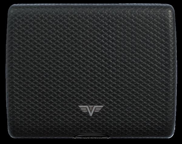 Tru Virtu Papers&Cards Leather Carbon Black