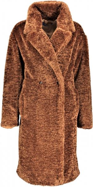 Overcoat teddy Ecofur long