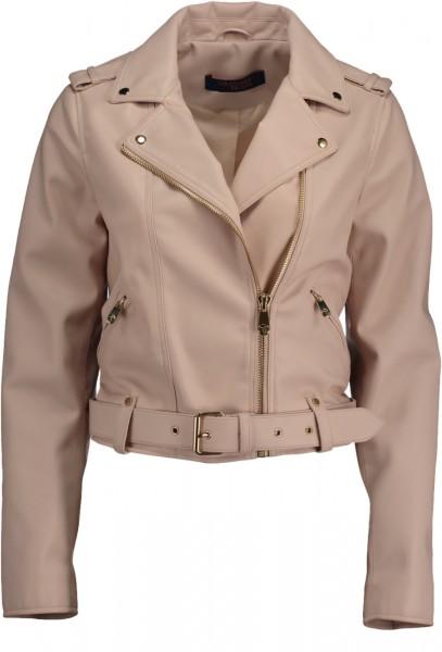 Jacket Bikerstyle soft Ecoleather