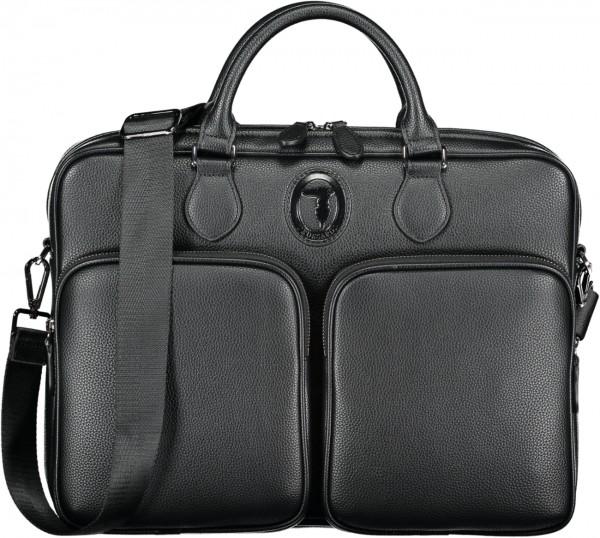 Business Tasche aus Kunstleder mit Prägung