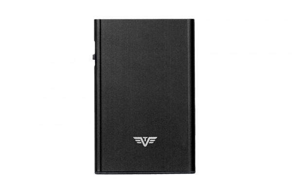 Tru Virtu Card Case Click&Slide Single Black Magic