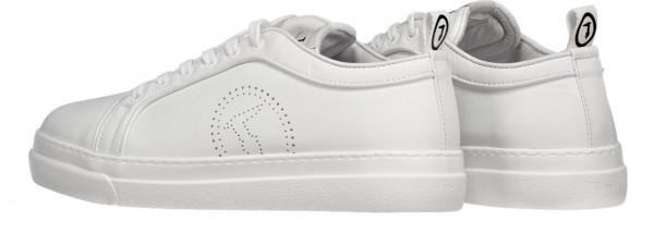 Herren Sneakers Premium white