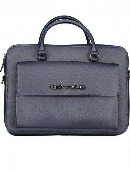 Business Tasche Saffiano Kunstleder
