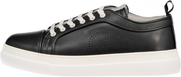 Herren Sneakers Premium black