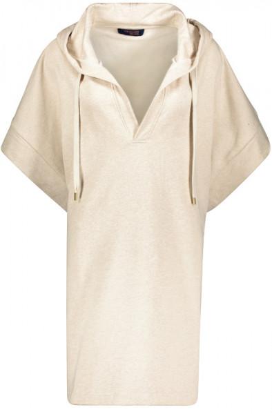 Minidress Sweat Fleece Cotton