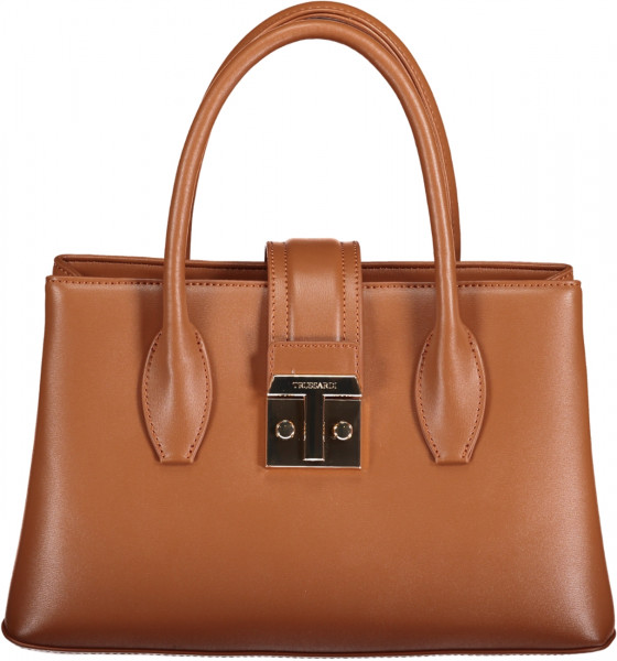 Tulip tote Bag small aus Ecoleather