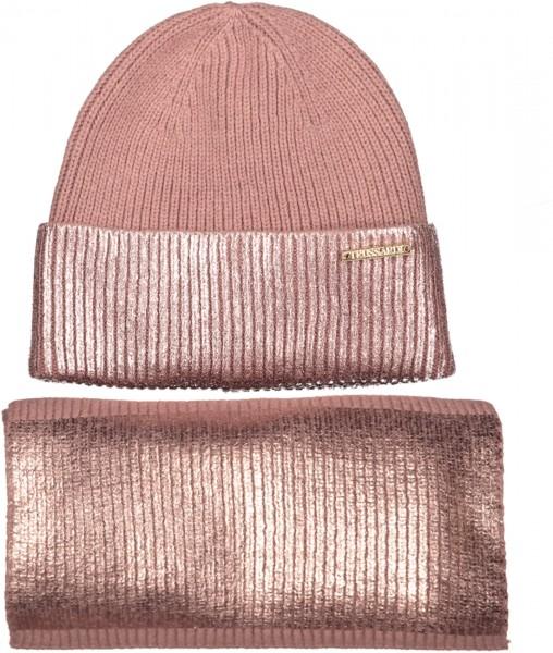 Damenschal mit Kappe